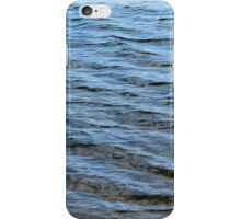 Blue Waters - Closeup iPhone Case/Skin