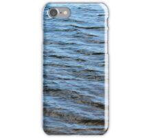 Blue Waters - Closeup iPhone Case/Skin