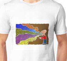 Speaking In Tongues Unisex T-Shirt