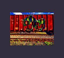 Imaginary Train Graffiti Hoodie