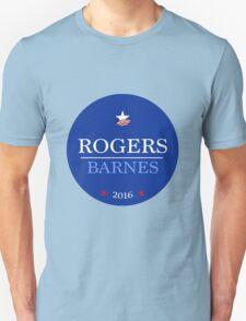 Campaign Button Unisex T-Shirt