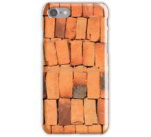 Stacked Pile of Adobe Bricks iPhone Case/Skin