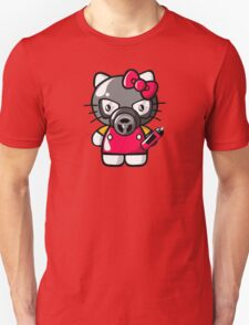 Hello Kitty Gas Mask T-Shirt