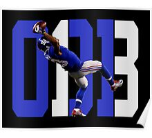 Odell Beckham Jr - Catch Poster