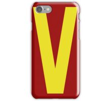 Classic Valkin! iPhone Case/Skin