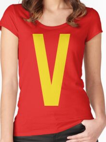 Classic Valkin! Women's Fitted Scoop T-Shirt
