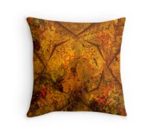 Abstract 1B Throw Pillow