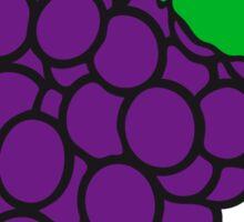 grapes grape harvesting tasty wine Sticker