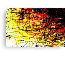 Raw Materials Canvas Print