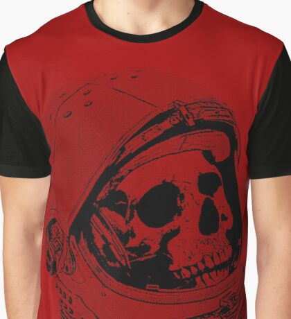 Death On Mars Graphic T-Shirt