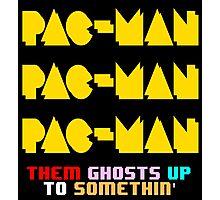 PACMAN/Jumpman Color Photographic Print