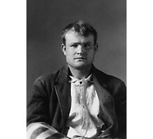 Butch Cassidy Mugshot Photographic Print
