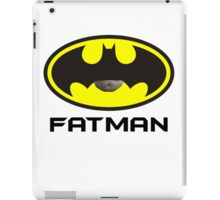 Fatman iPad Case/Skin