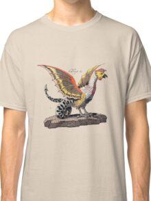 Friedrich Justin Bertuch's Cockatrice Classic T-Shirt