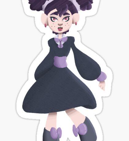 Gothy Sticker