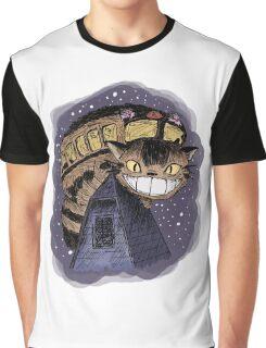 Catbus (Colour Version) Graphic T-Shirt