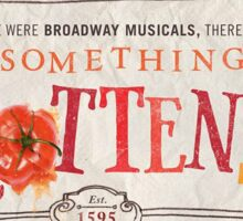 Something Rotten Sticker