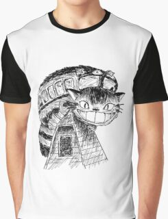 Catbus Graphic T-Shirt