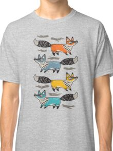 Foxes Classic T-Shirt