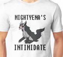 Mightyena's Intimidate! Unisex T-Shirt