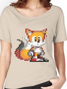 "Miles ""Tails"" Prower - Sprite Women's Relaxed Fit T-Shirt"