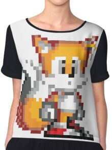 "Miles ""Tails"" Prower - Sprite Chiffon Top"