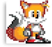 """Miles """"Tails"""" Prower - Sprite Canvas Print"""