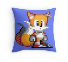"""Miles """"Tails"""" Prower - Sprite Throw Pillow"""