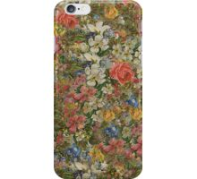 Pretty Odd Inspired Flowers iPhone Case/Skin