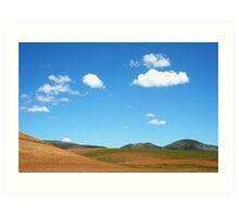 Western Cape Province - South Africa Art Print