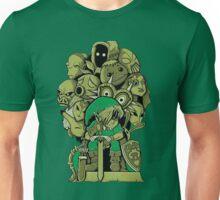 Zelda Mask Game Of Thrones Unisex T-Shirt