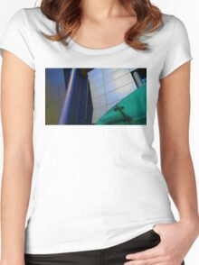 Bright Facade Women's Fitted Scoop T-Shirt