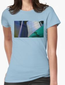 Bright Facade Womens Fitted T-Shirt