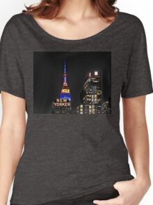 New Yorker Women's Relaxed Fit T-Shirt