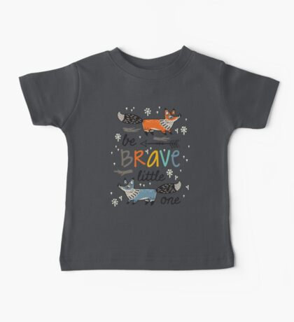 Foxes Baby Tee
