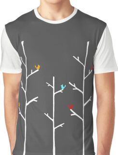 Bird Is The Word Graphic T-Shirt