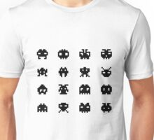Invaders of Space Unisex T-Shirt