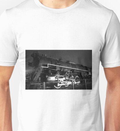 Night Time Train Ride Unisex T-Shirt