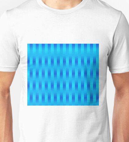 Blue Weaves Unisex T-Shirt