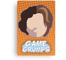 Game Grumps - Arin & Dan Canvas Print