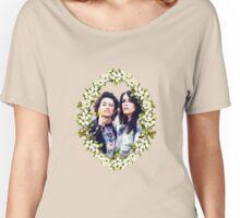 Ilana & Abbi Women's Relaxed Fit T-Shirt