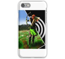 The World Class Archer iPhone Case/Skin