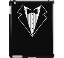 Fake Tux Tuxedo Suit Tie iPad Case/Skin