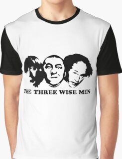 The Three Wise Men Graphic T-Shirt