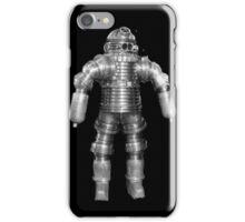 Retro Vintage Deep Sea Diver iPhone Case/Skin