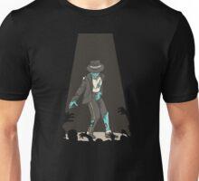 The Moon Walking Dead - The Walking Dead Michael Jackson Parody Unisex T-Shirt