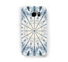 Beautiful abstract kaleidoscope of surf Samsung Galaxy Case/Skin