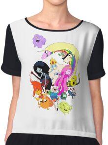 Adventure Time Chiffon Top