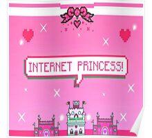 internet princess Poster