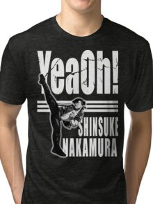 YeaOh! kick Tri-blend T-Shirt